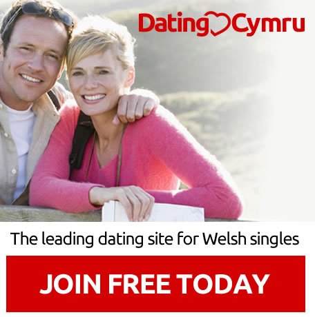 Wales dating banner